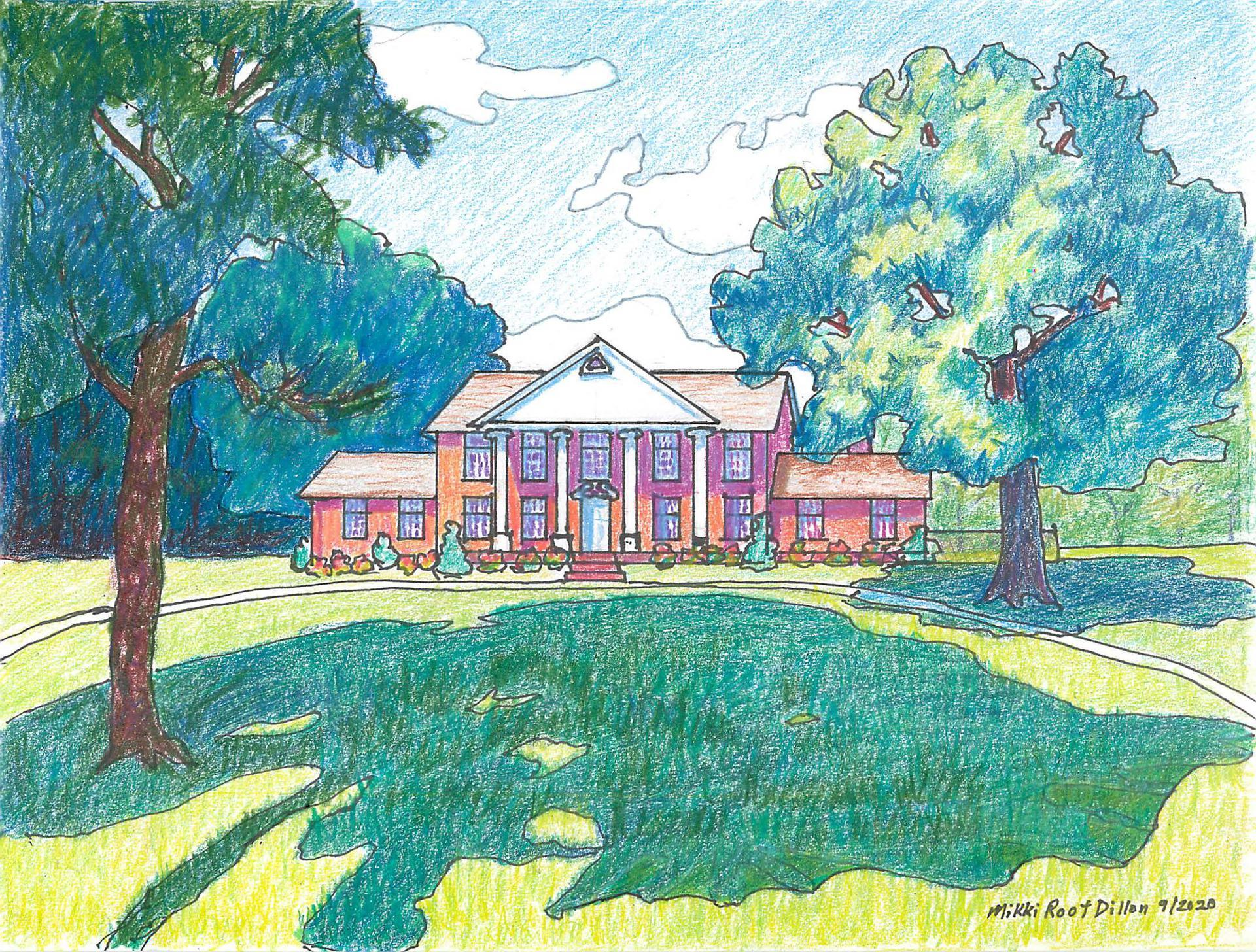 Drawing of Promise Haven
